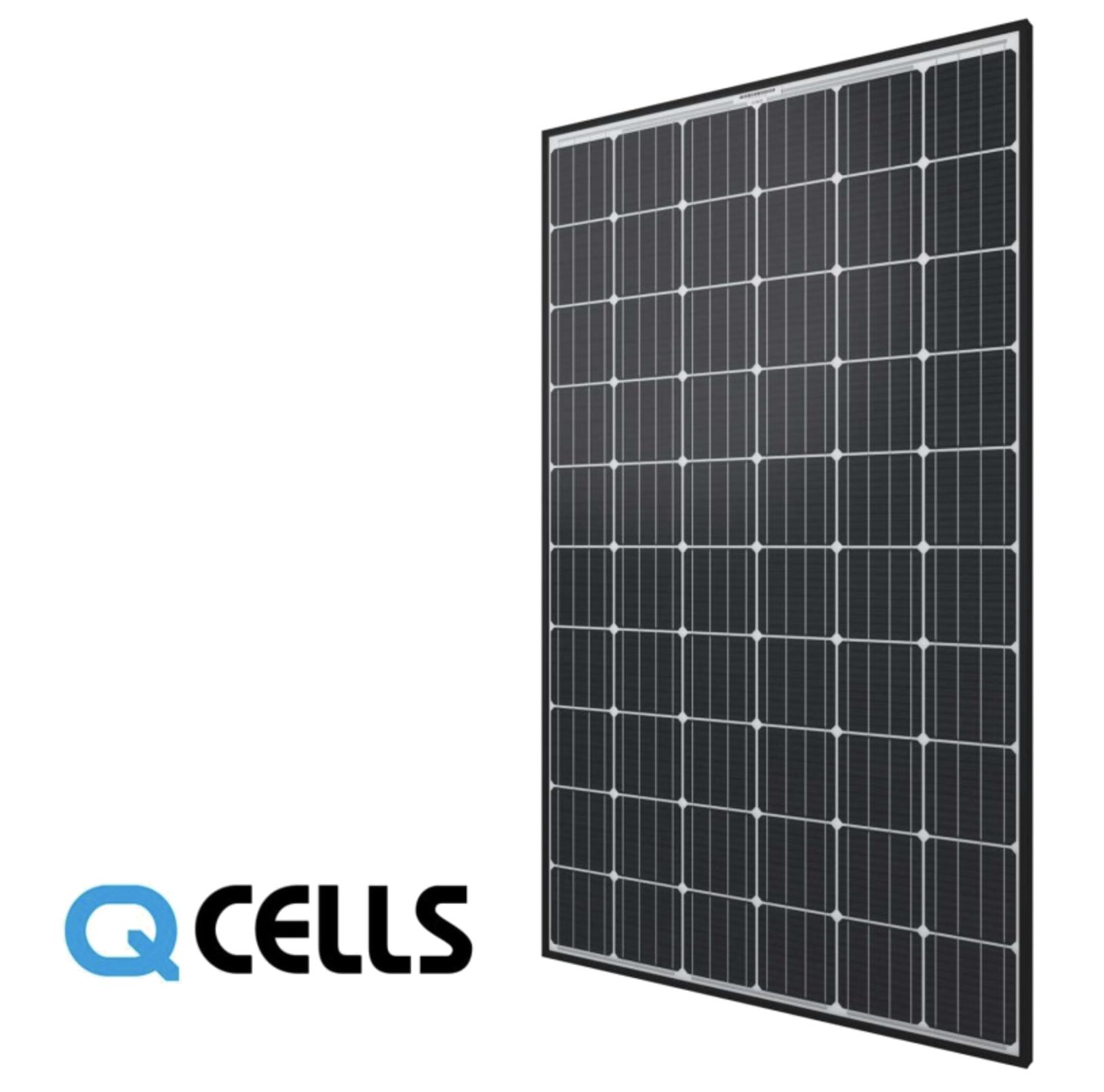 Panneau solaire haut de gamme de la marque QCELLS