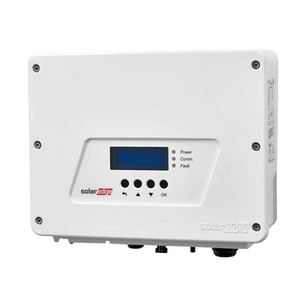Onduleur SolarEdge pour l'autoconsommation solaire
