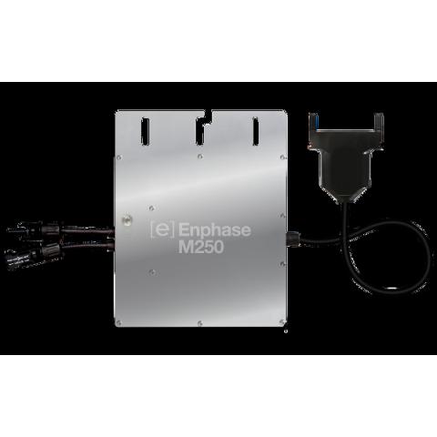 Micro-onduleur de la marque Enphase pour panneau solaire