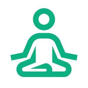 Icône zen yoga