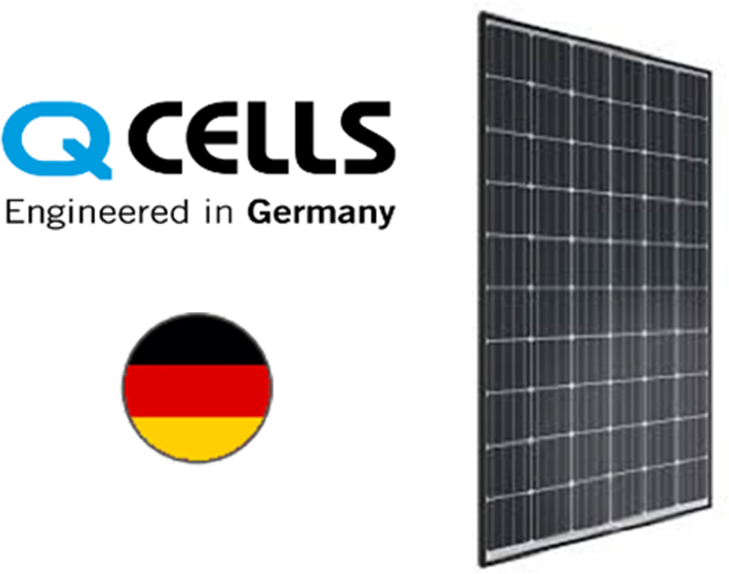 Panneaux solaires QCELLS pour l'autoconsommation