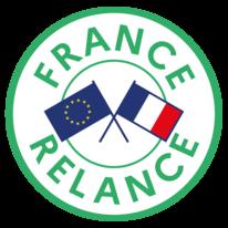 Logo pour le plan de relance FRANCE 2020